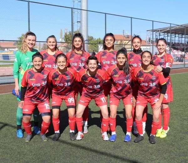 Kayseri Gençlerbirliği, Osmaniye Kadın Spor maçına hazır
