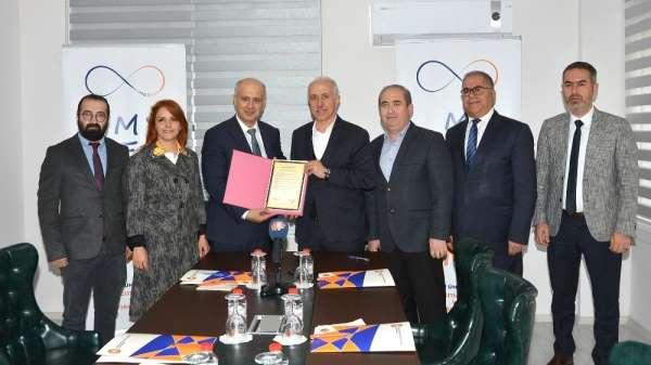 Mersin Üniversitesi ile Akdeniz Belediyesi arasında protokol imzalandı