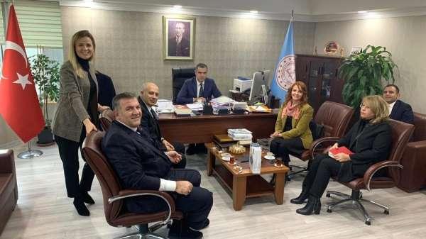 Mersin Üniversitesi ve İl Milli Eğitim Müdürlüğünün 2020 yılı projeleri belirlen