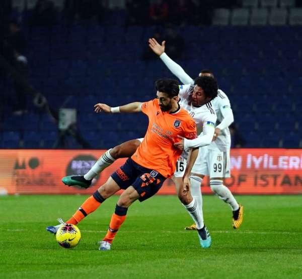 Süper Lig: Medipol Başakşehir: 1 - Beşiktaş: 0 (Maç sonucu)