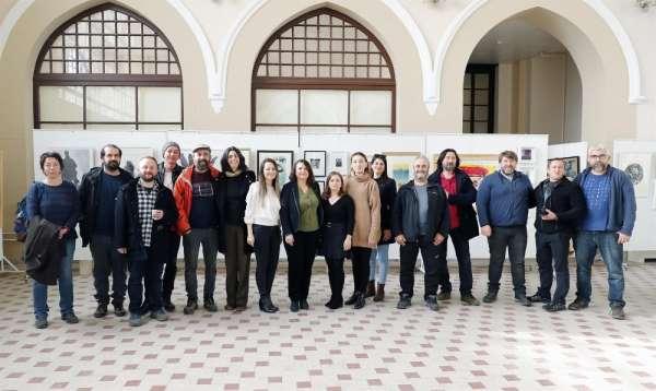 Trakya Üniversitesi, Baskıresim Sanatı'nın usta isimlerini Edirne'de buluşturdu