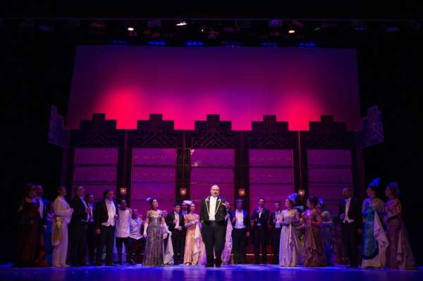 'YARASA' operetinin ihtişamı SAMDOB'da