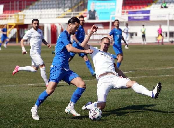 TFF 1. Lig: Tuzlaspor: 0 - Ümraniyespor: 1