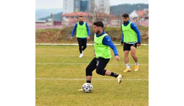 Uşakspor, Hacettepe maçı hazırlıklarını sürdürdü