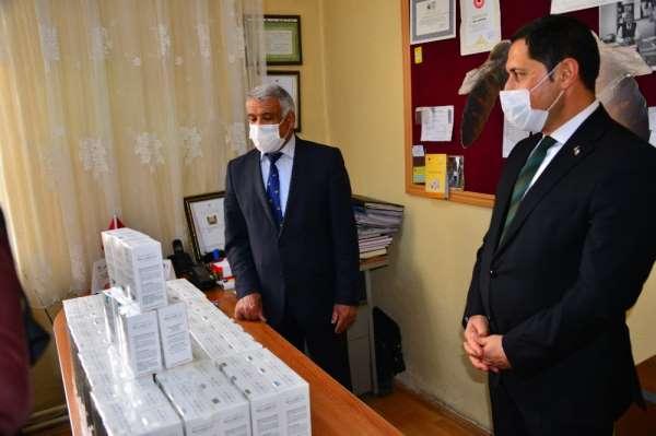Ardahan'da 409 arıcıya ilaç desteği