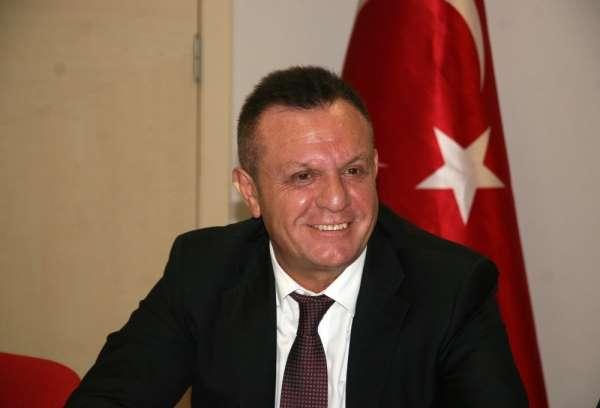 Denzlispor Başkanı Ali Çetin'den yayıncı kuruluş açıklaması
