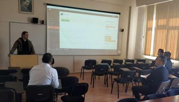 Trakya Üniversitesi, lisansüstü sınavlarını elektronik ortama taşıyor