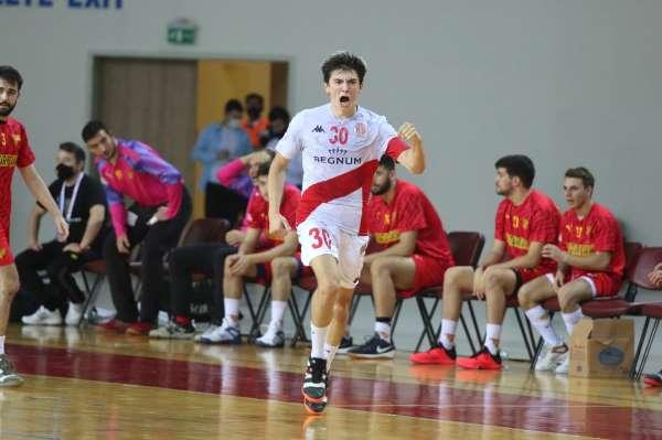 Antalyasporlu genç hentbolcu A Milli Takıma davet edildi