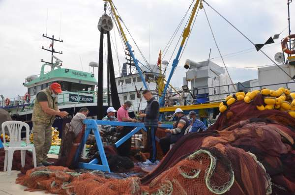 Ordulu balıkçılar sezonu değerlendirdi: Palamut yüz güldürdü, istavrit kötü geçti