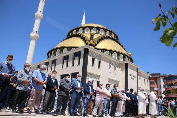 Elazığda Filistinli şehitler için gıyabi cenaze namazı kılındı