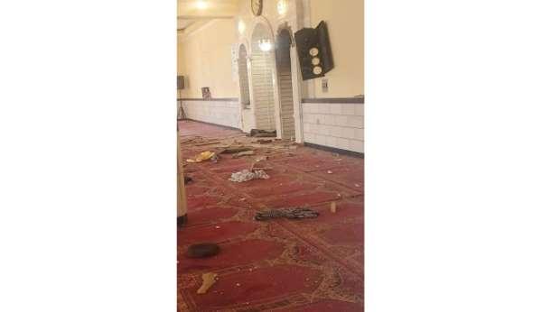 Kabilde camideki patlamada ölü sayısı 12ye yükseldi