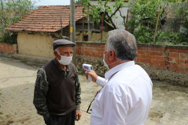 Korona virüs bu köye hiç uğramadı: Tek bir vaka bile görülmedi