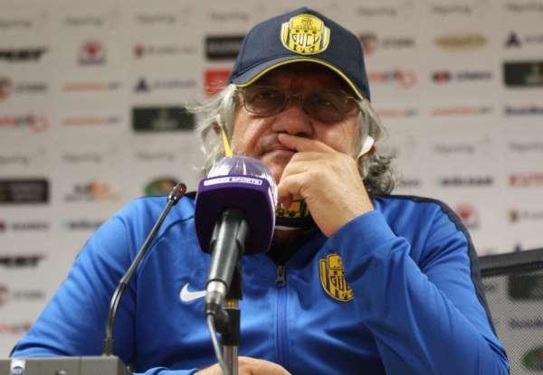 Mustafa Reşit Akçay: İyi bir takıma karşı alınan bir puan bizim için çok önemli