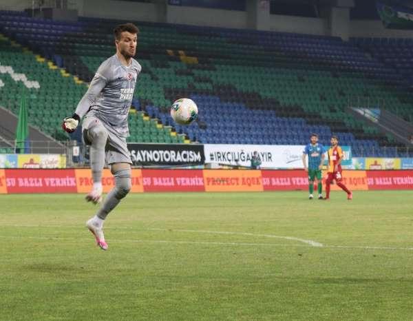 Süper Lig: Çaykur Rizespor: 2 - Galatasaray: 0 (Maç sonucu)