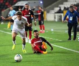 Süper Lig: Gaziantep FK: 1 - MKE Ankaragücü: 1