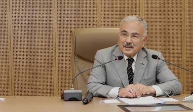Başkan Güler: 'Dedikodu yapmayın, karnınızdan konuşmayın'