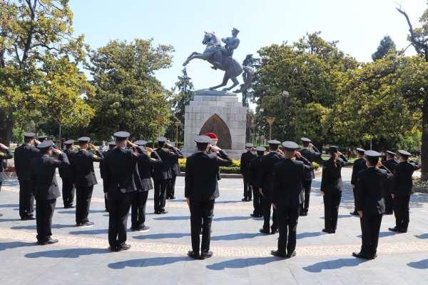 Samsunda Jandarma Teşkilatının 182. kuruluş dönümü