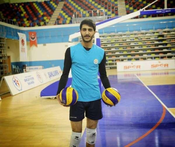 Şanlıurfa Büyükşehir Belediye Voleybol takımına yeni pasör çaprazı