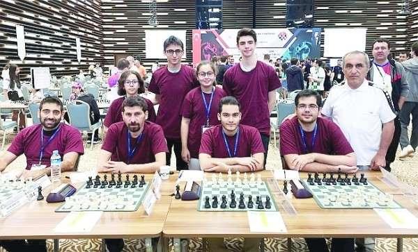 15 Temmuz Demokrasi ve Şehitler Günü Satranç turnuvası