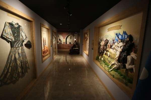 Canik'ten 'Destanlar Müzesi'