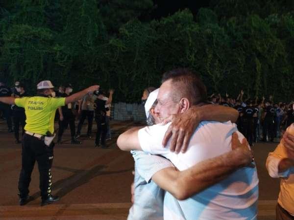 Denizlispor Başkanı Ali Çetin: 'Mutluyuz, gerçekten çok ihtiyacımız olan bir pua