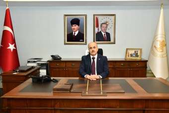 Samsun protokolü '15 Temmuz Demokrasi ve Milli Birlik Günü'nü kutladı