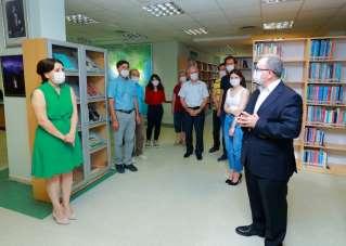Trakya Üniversitesi Merkez Kütüphanesinden önemli bir hizmet: 'Balkan Kitaplığı'