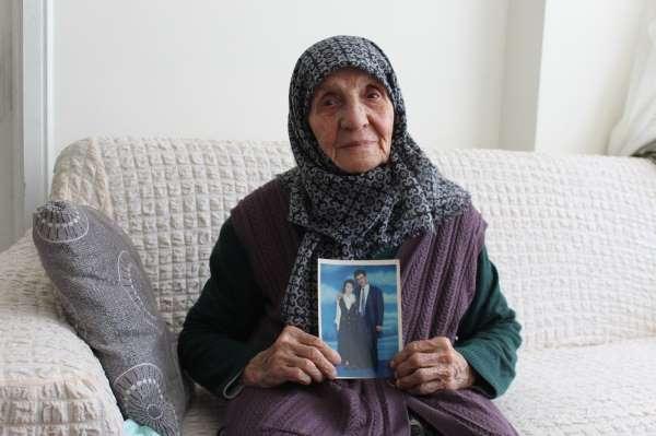 15 Temmuzda 2 oğlu ve damadı şehit düşen Muzaffer ninenin acısı 5 yıldır dinmiyor