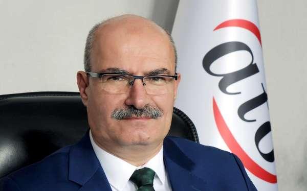 ATO Başkanı Barandan 15 Temmuz Demokrasi ve Milli Birlik Günü mesajı