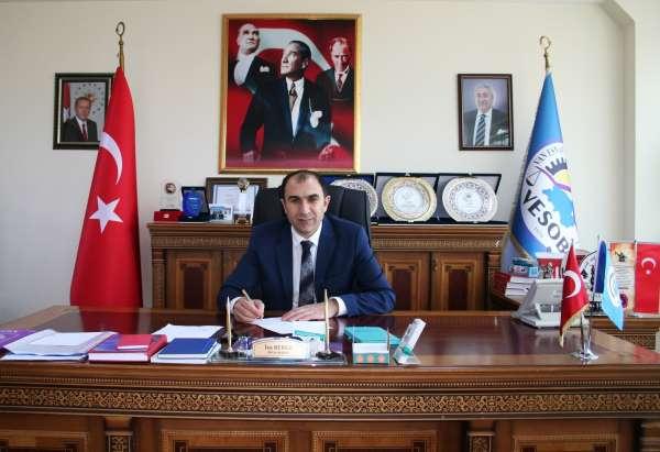 Başkan Berge: Esnafımıza destek olalım, hep birlikte bayram edelim