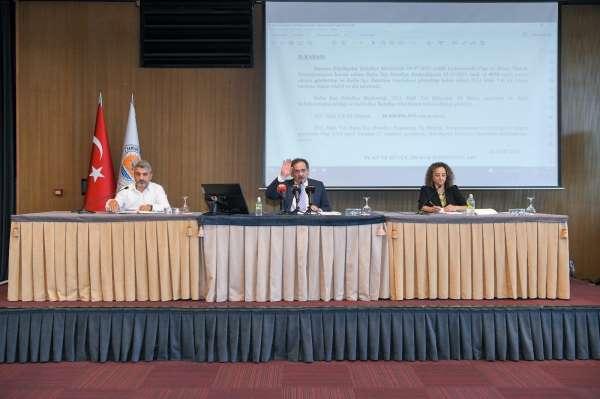 Başkan Demir: Orası terminal değil, transfer merkezi