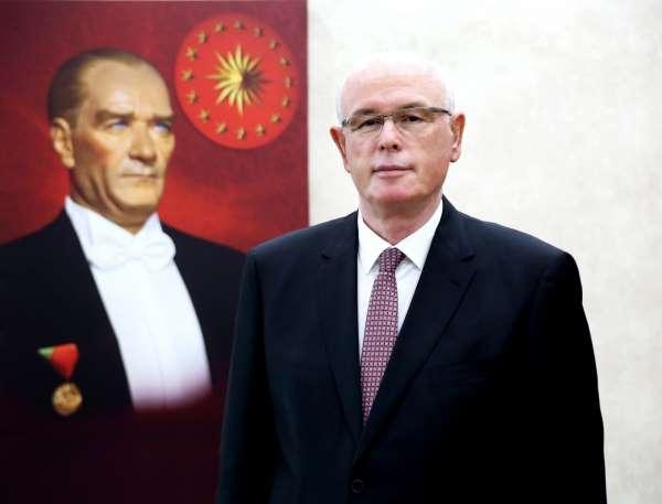Başkan Kazım Kurt, Türk halkı bir bütün olarak bu saldırı karşısında dimdik durdu