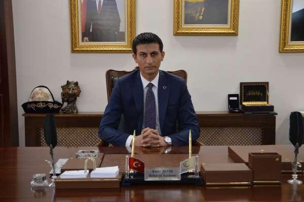 Başkanı Kadir Bıyık, 15 Temmuz şehitlerimizi rahmetle, gazilerimizi minnetle anıyorum