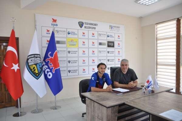 Batuhan Berkay Fındık TECO Karacabey Belediyesporda