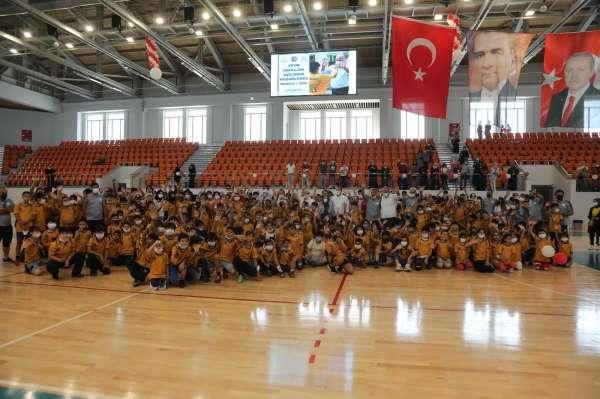 Darıca Belediyesi Yaz Spor Okullarında görkemli açılış