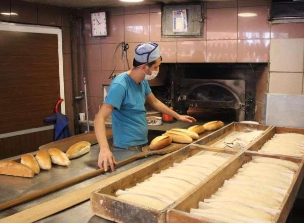 Denizlide ekmeğe 25 kuruş zam