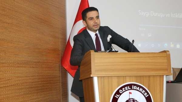 Elazığ İl Özel İdaresporda Ahmet Doğuş Cantürk başkanlığa seçildi