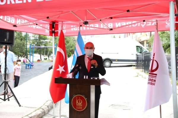Keçiörende Kerkük Türkmen Katliamı şehitleri anıldı