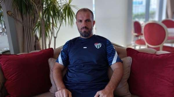 Mustafa Er: İlk hafta maçını evimizde ve taraftarımızla oynamak avantaj