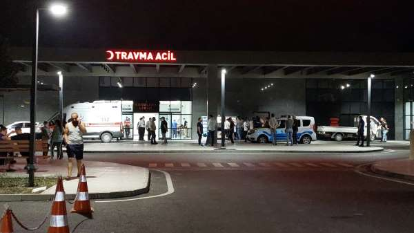 Tekirdağda olaya giden bekçilere silahlı saldırı: 1 bekçi şehit, 1 bekçi yaralı
