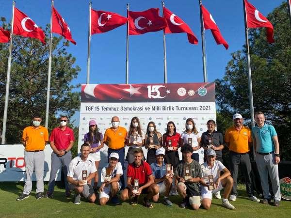 TGF 15 Temmuz Demokrasi ve Milli Birlik Turnuvasında ilk gün tamamlandı