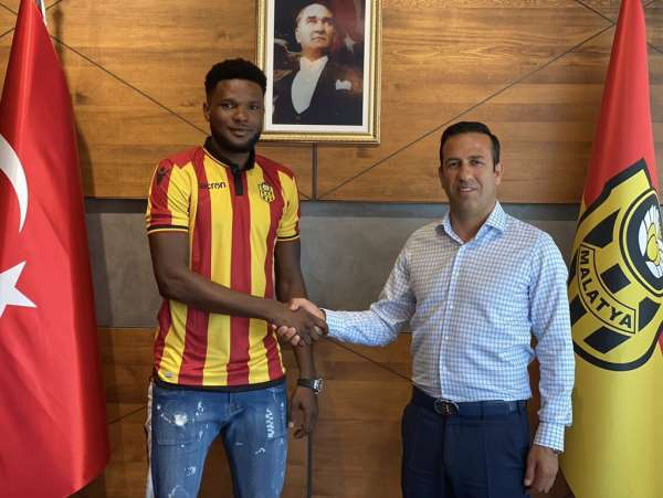 Yeni Malatyaspor, Benjamin Tettehi transfer etti