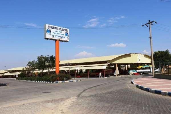 Yunusemrede arife günü iki yerde pazar kurulacak