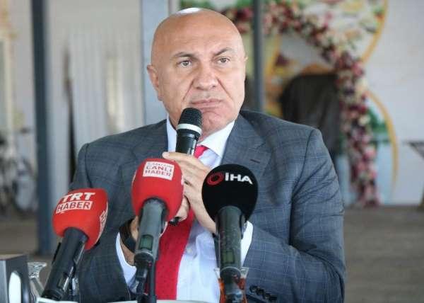 Başkan Yıldırım: 'Gerçek Samsunspor 5-6. haftadan sonra hazır olacaktır'