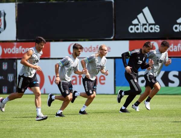 Beşiktaş, Antalyaspor maçı hazırlıklarına başladı