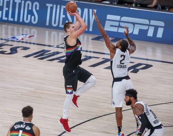 Denver, Clippers karşısında seriyi son maça taşıdı
