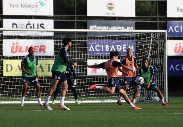 Fenerbahçe, Hatayspor maçı hazırlıklarına başladı