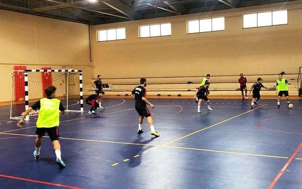 Futsal Milli Takımı'nın hazırlık kampı sona erdi