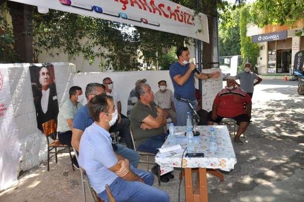 Milas'ta üreticilere yönelik toplantı düzenlendi'