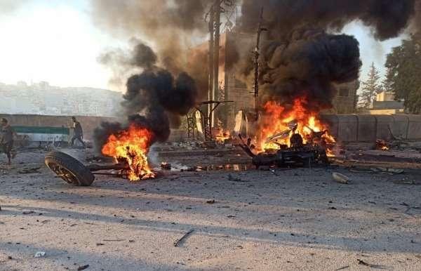 Milli Savunma Bakanlığından Afrin'deki saldırıya ilişkin açıklama